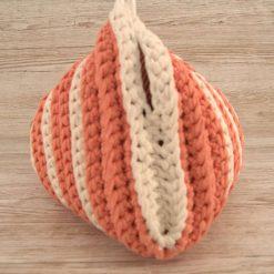 Handbag Peaches and Cream 9