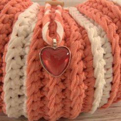 Handbag Peaches and Cream 7