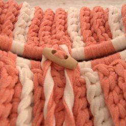 Handbag Peaches and Cream 6