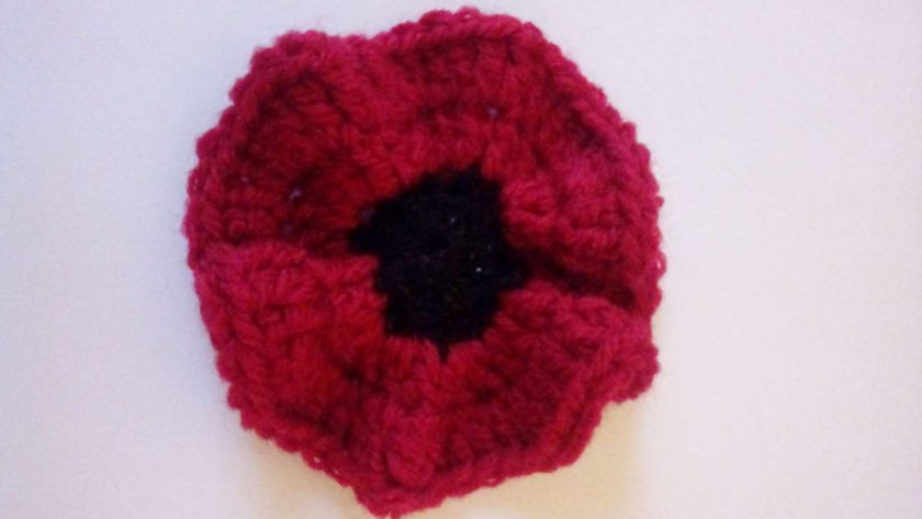 Red Poppy Brooch, War Heroes, 25% donation to Royal British Legion FREE UK POSTAGE 1