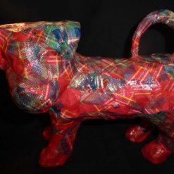 Terrier Decopatch Ornament 3