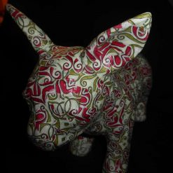 Chihuahua Decopatch Ornament 3