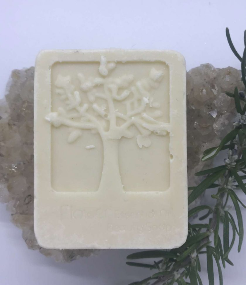 Natural, Vegan, Zero Waste, Luxury Shampoo Bar for Sensitive Skin- Made with Almond Milk 1