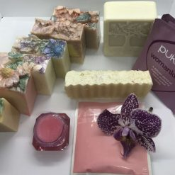 Letterbox Pamper Pack - Natural, Vegan, Zero-waste, Luxury Soap and Cosmetics 5