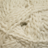 Cascade Swaddle - White 1