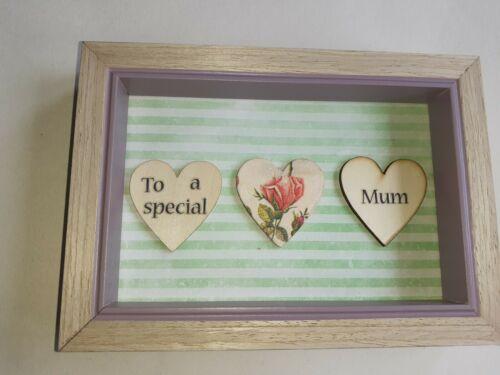 handmade special mum frame 1