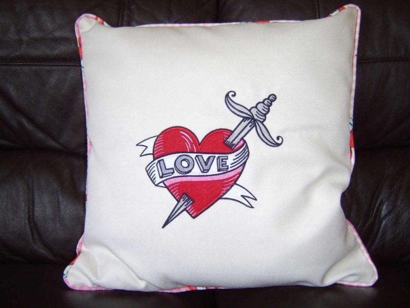 Cushion cover 1