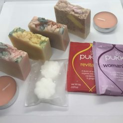 Gifts for Mum/Thank You For Being Lovely-Letterbox Pamper Pack/Natural/Luxury Soap/Vegan Soap/Gifts for Mum/Gift for Her 5