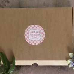 Gifts for Mum/Thank You For Being Lovely-Letterbox Pamper Pack/Natural/Luxury Soap/Vegan Soap/Gifts for Mum/Gift for Her 7
