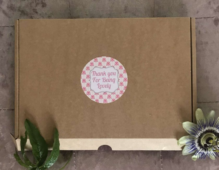 Gifts for Mum/Thank You For Being Lovely-Letterbox Pamper Pack/Natural/Luxury Soap/Vegan Soap/Gifts for Mum/Gift for Her 4