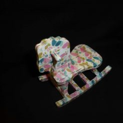 Rocking Horse - Decopatch Ornament 5
