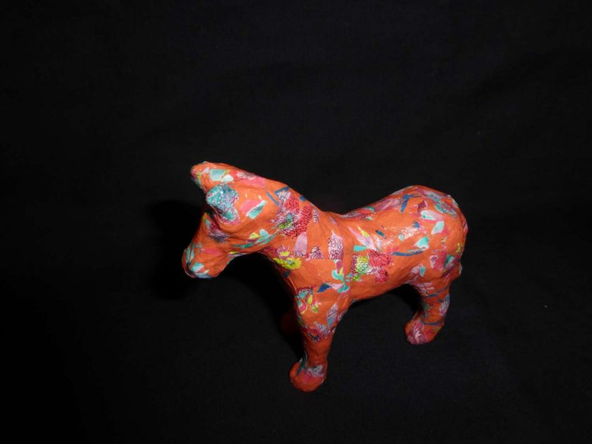 Decopatch Horse Ornament 2