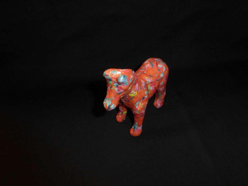 Decopatch Horse Ornament 1
