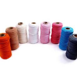 5mm Macrame Cord - sold in lengths of 5m/10m