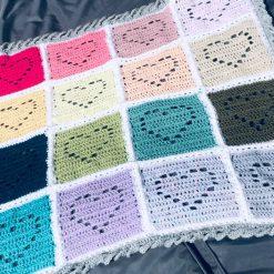 Love Heart Blanket