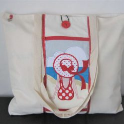 Large Tote Bag Handmade
