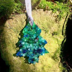 Christmas Tree Carfresh - Handmade Unique Car Air Freshener!