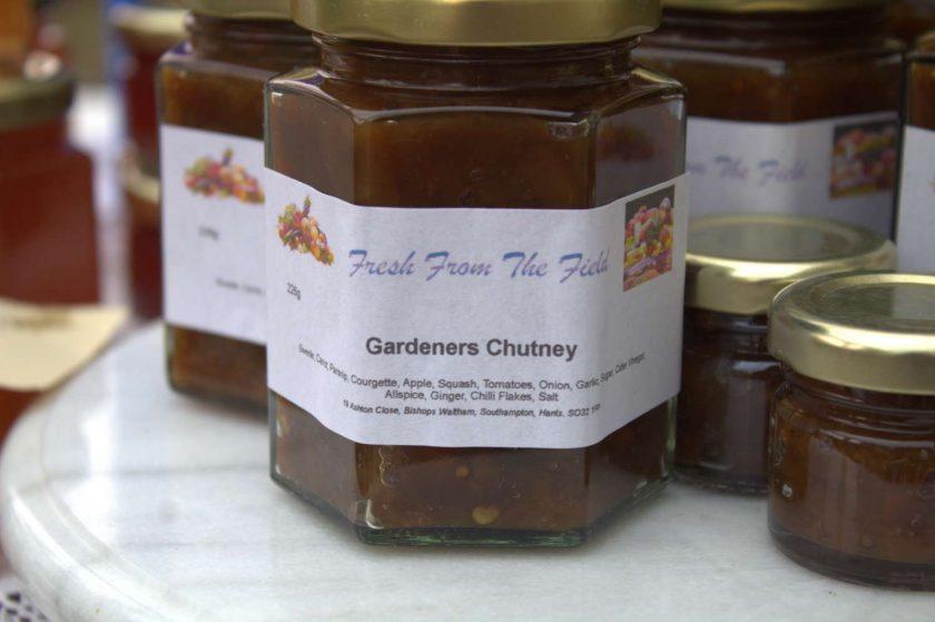 Gardeners Chutney 1
