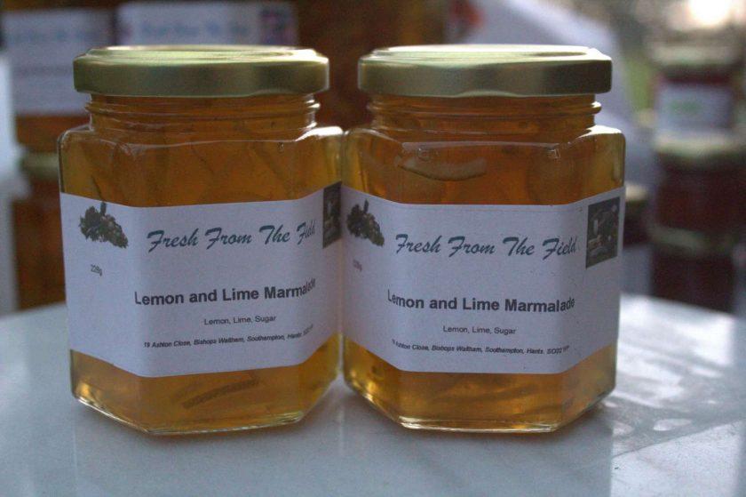 Lemon and Lime Marmalade 1