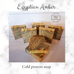 Handmade Artisan Egyptian amber cold process soap, free postage uk ,CPSR ,vegan friendly ,cruelty free,Artisan soaps ,luxury skincare ,Bathandbeauty ,Handmade soaps ,Soaps