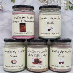 Jar Candle (large)