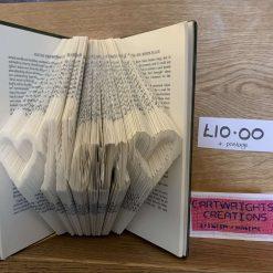 Folded Book Art - Nan