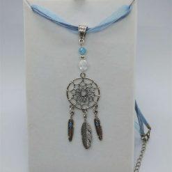 Jewellery: Dreamcatcher pendant