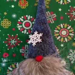 Scented hanging gnome baubles