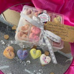 Soya Wax melts Hearts gift box