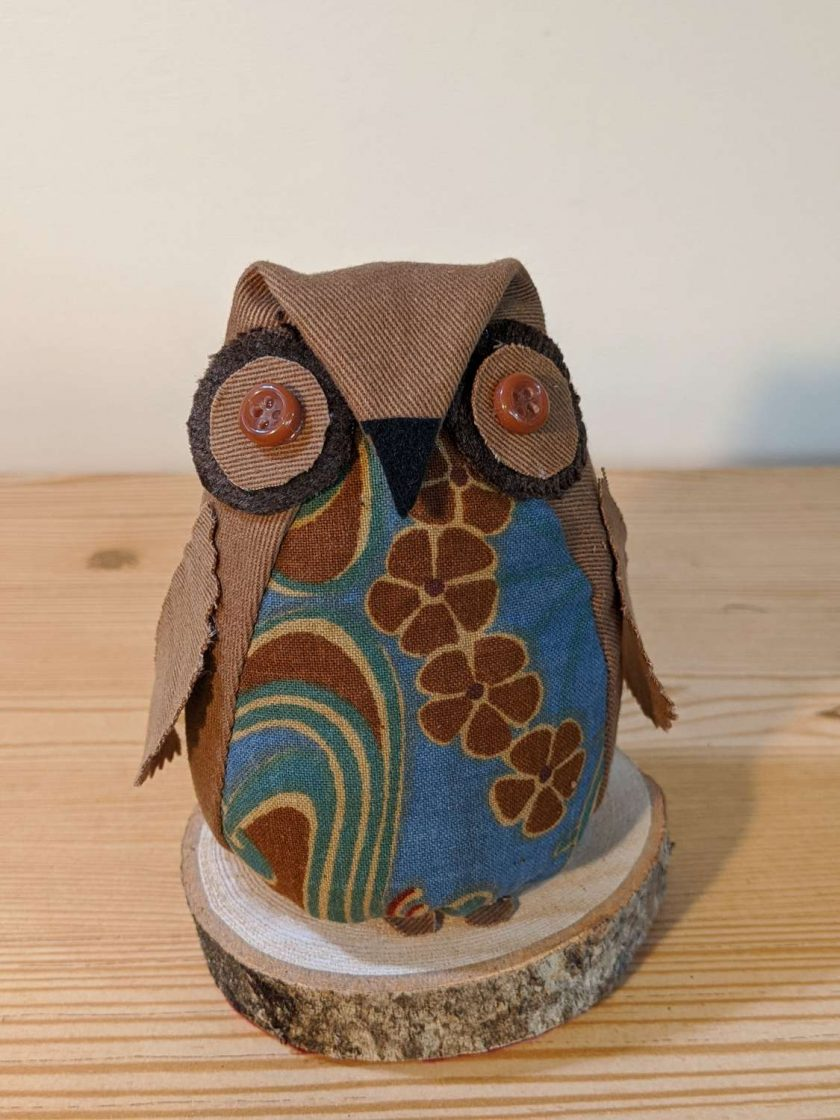 Owl ornament 1