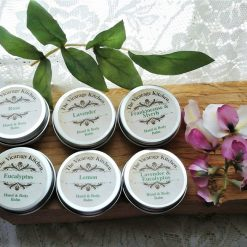 The Vicarage Kitchen Essential Oil CPSR Certificated Hand & Body Balms 30ml 6 Fragrances 4