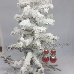 Red Angel Earrings 6