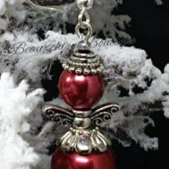 Red Angel Earrings 7