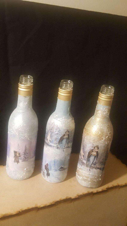 3 Winter mini Bottles 1