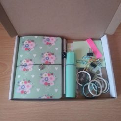 Letterbox Journal kit (the green one)
