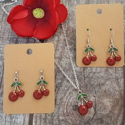 -Individually Priced- Daisy, Necklace, Earrings JewellerySet | Tibetan Silver Charm Birthday Christmas Mothers Mother's Day Valentine Anniversary Easter Gifts Daisies Gift Set Ideas