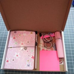 Letterbox Journal kit (the hearts one)