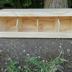 Wooden Chicken Nesting Box