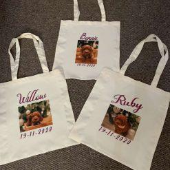 Personalised Printed tote bags