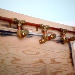 Steampunk Door Coat Hook Hanger