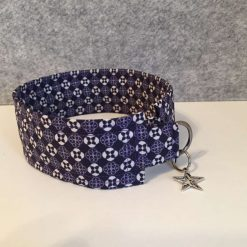 Purple Greyhound House Collar