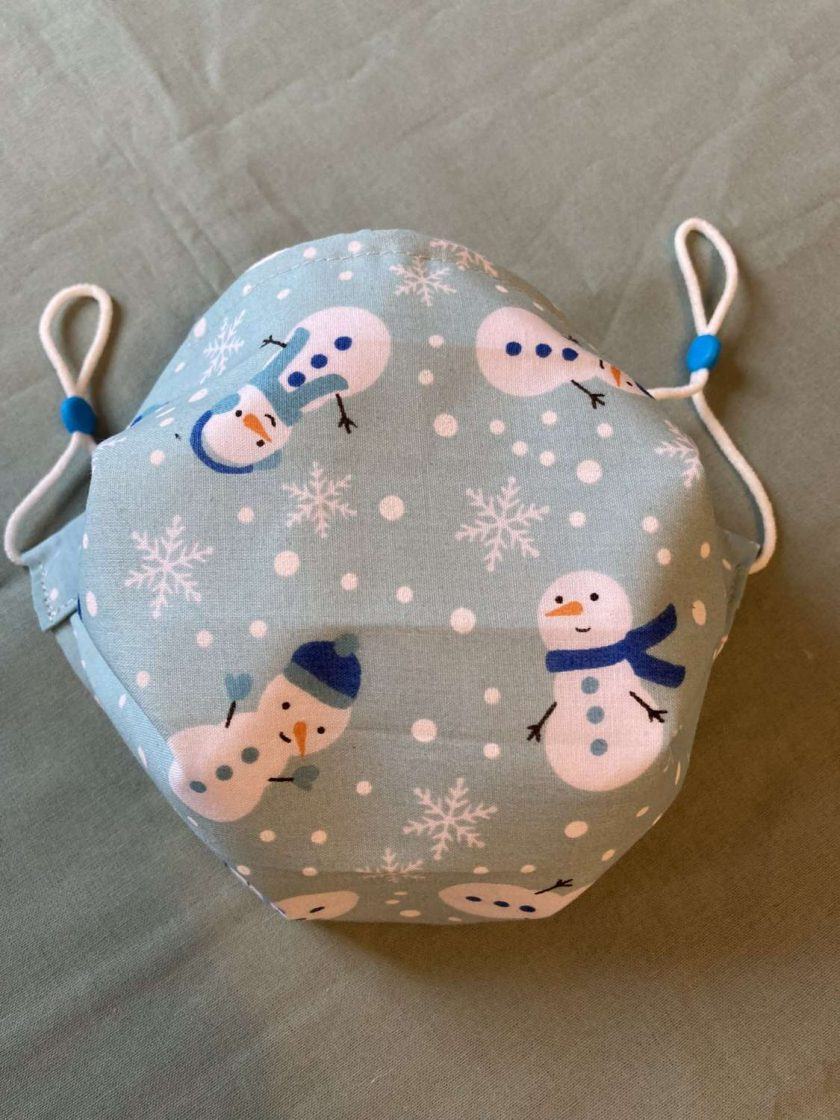 Harlequins care masks Christmas masks 6