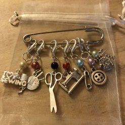 Kilt Pin Stitch Markers