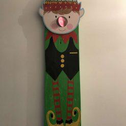 Naughty or Nice Elf.