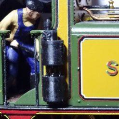 OO, Westinghouse pump (Smokebox bracket)
