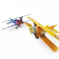 Hunkydory - Golden Skies & Silver Skies Plane Kit