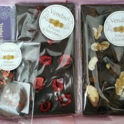 Small  Artisan Vegan Chocolate Gift Box