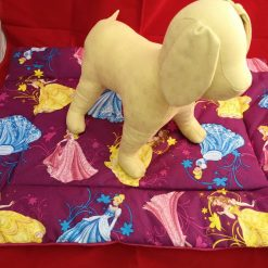 Pet Lap Pad and matching Blanket.