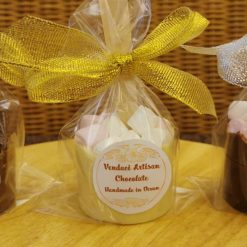 Artisan Belgian Chocolate Stirrers  x 3