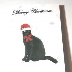 Christmas Cards, Cat Christmas Card 9